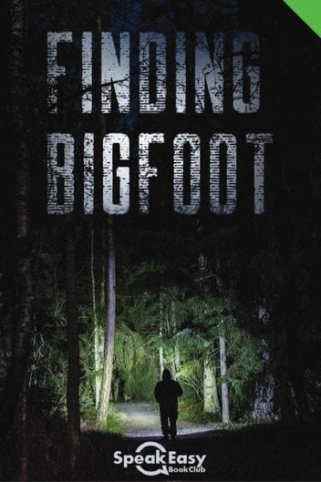 English book Finding Bigfoot