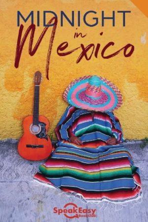 English Book Midnight in Mexico
