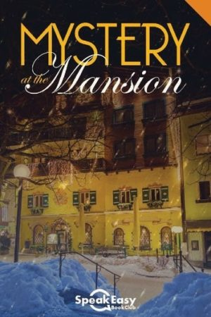 English Book Mystery at the Mansion