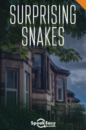 English Book Surprising Snakes