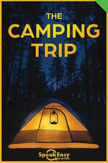 English Book The Camping Trip