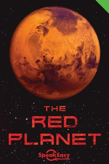 English Book The Red Planet