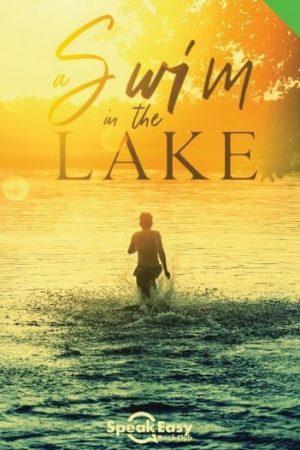 English Book A Swim in the Lake