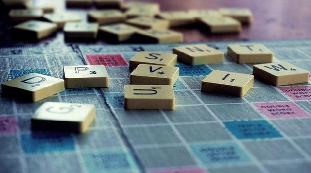 Scrabble English Games