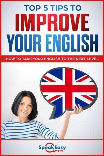 SpeakEasy - Improve Your English E- Book