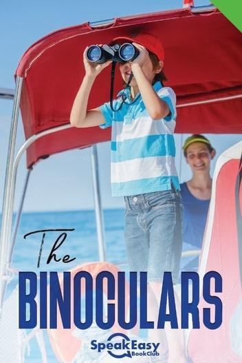 English Book The Binoculars